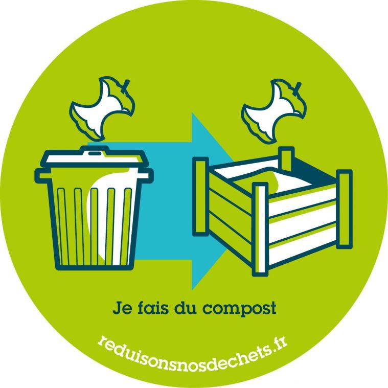 Logo compostage